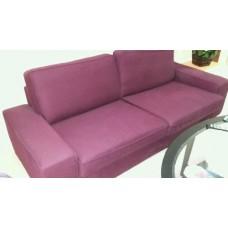 ขายด่วนโซฟา 3 ที่นั่ง สีม่วง