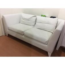 โซฟา SB 2 ที่นั่ง สีขาว สวย สภาพดี