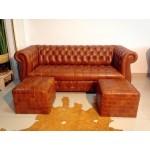 โซฟา sofa หนังแท้ หนังเทียม คุณภาพส่งออก ราคาโรงงานผลิต รับประกัน 5 ปี